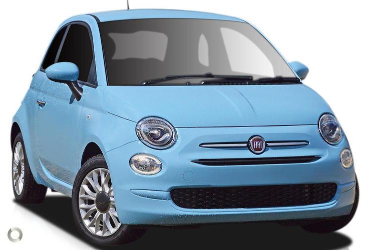 2018 Fiat 500 Series 4 Pop Dualogic (Oct. 2015)