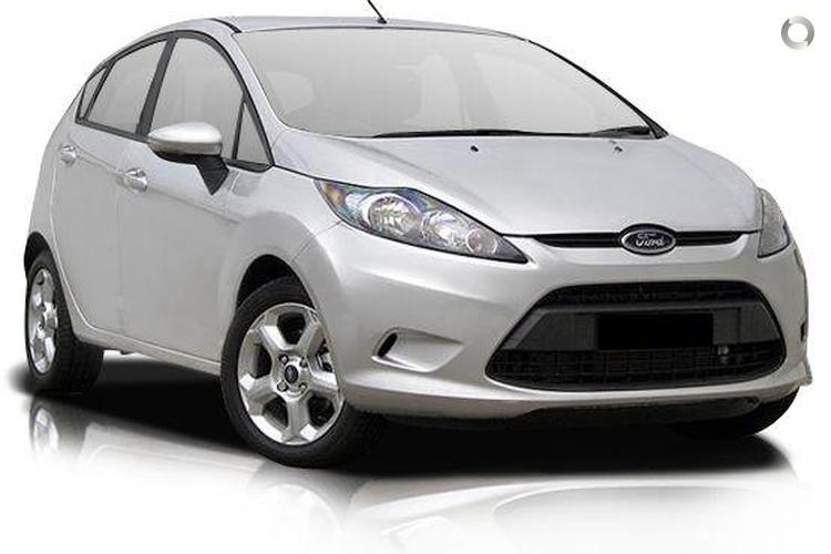 2010 Ford Fiesta WS LX (Jan. 2009)