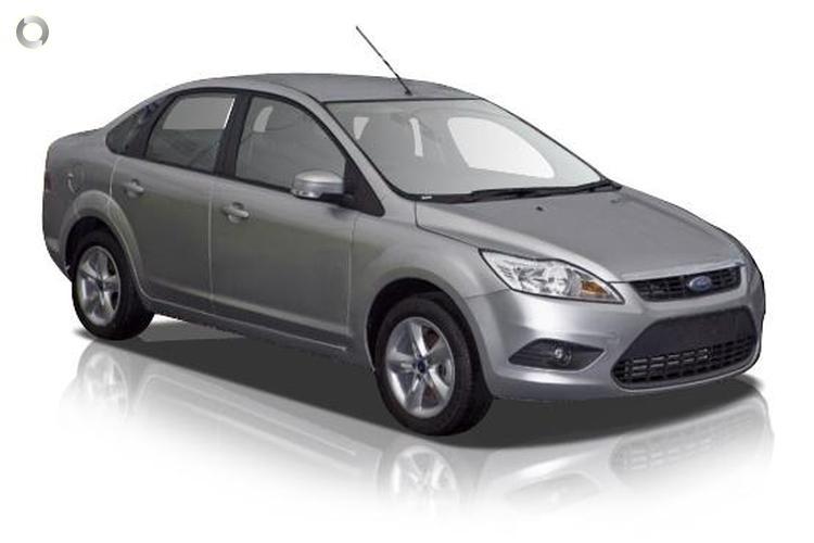 2011 Ford Focus LV Mk II LX (Oct. 2010)