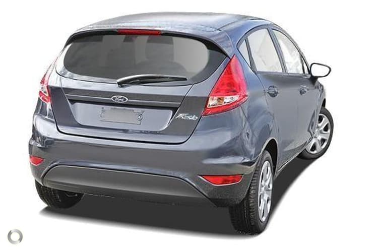 2010 Ford Fiesta CL WS Manual