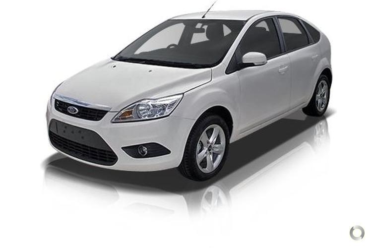 2011 Ford Focus LX LV Mk II Manual