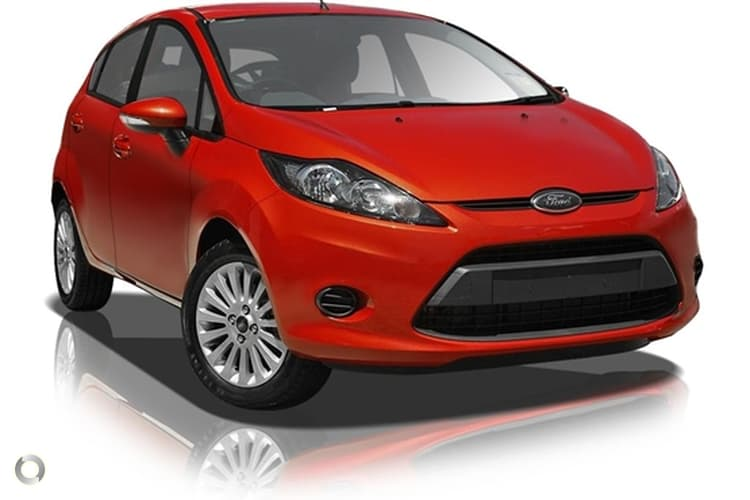 2010 Ford Fiesta WT LX (Oct.)