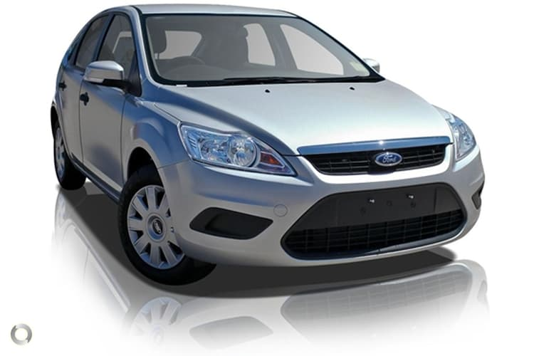 2011 Ford Focus LV Mk II CL Sports Automatic (Oct. 2010)