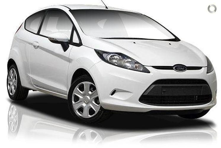 2010 Ford Fiesta CL WS Auto