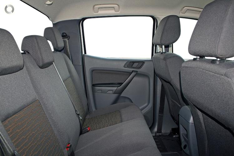 2014 Ford Ranger XL PX Manual 4x4 Double Cab