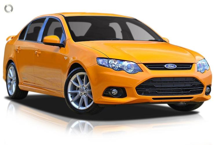 2014 Ford Falcon FG MkII XR6 Sports Automatic (2013)