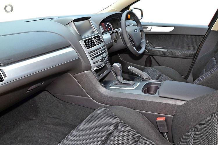 2014 Ford Falcon XR6 FG MkII Auto