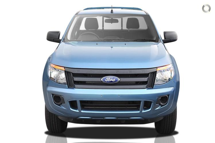 2014 Ford Ranger PX XL (Nov. 2012)