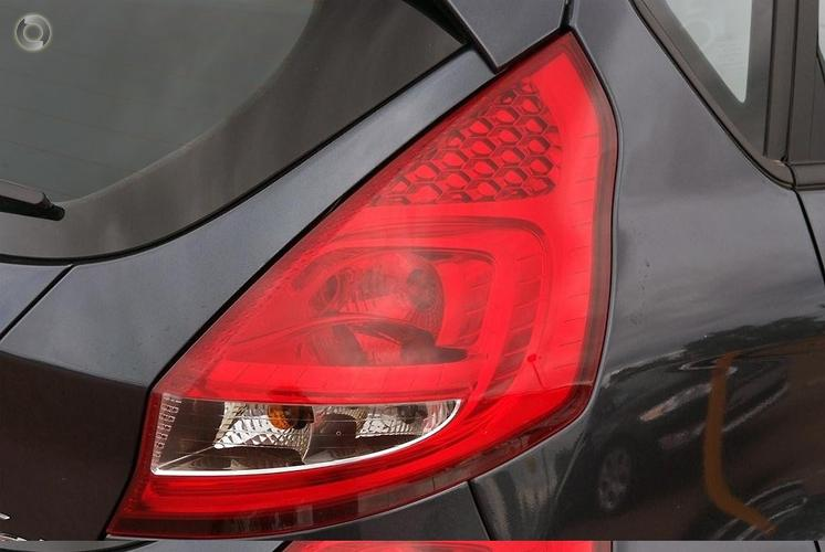2012 Ford Fiesta CL WT Manual