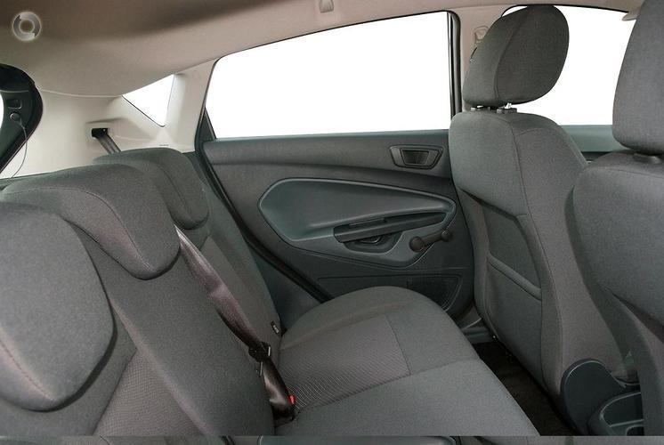 2011 Ford Fiesta CL WT Manual