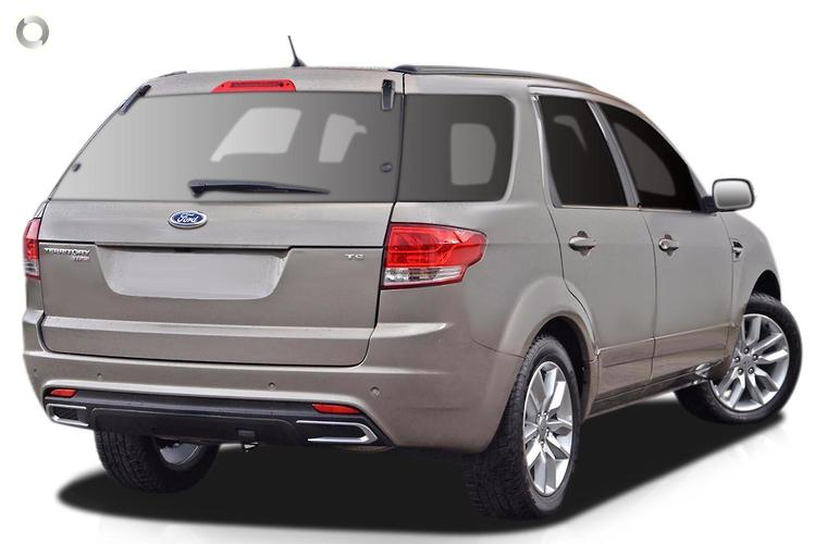 2016 Ford Territory TS SZ MkII Auto