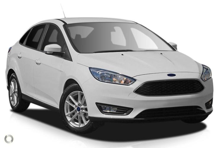 2017 Ford Focus LZ Trend (Jun. 2016)
