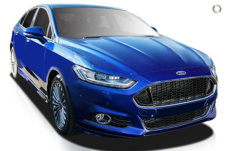 2017 Ford Mondeo MD Titanium MY17 SelectShift