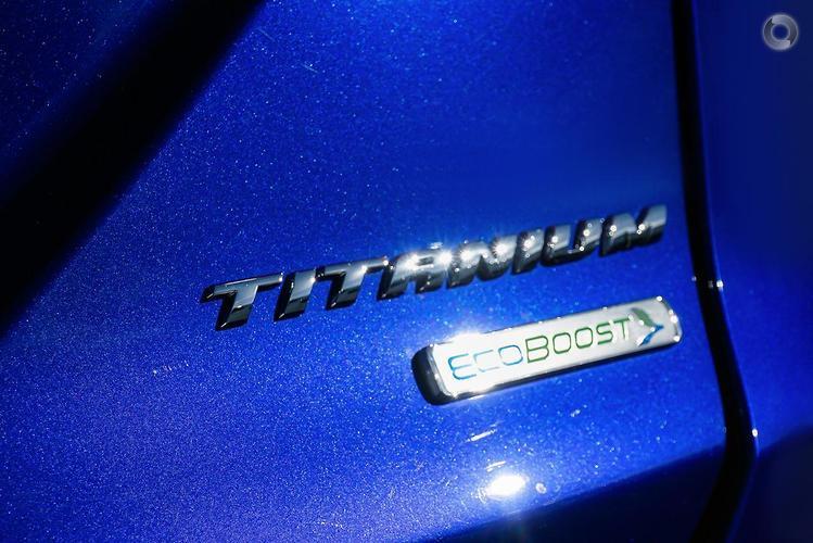 2017 Ford Mondeo Titanium MD Auto MY17