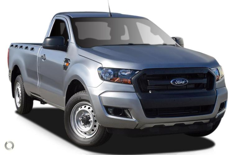 2018 Ford Ranger PX MkII XL MY18 4x2
