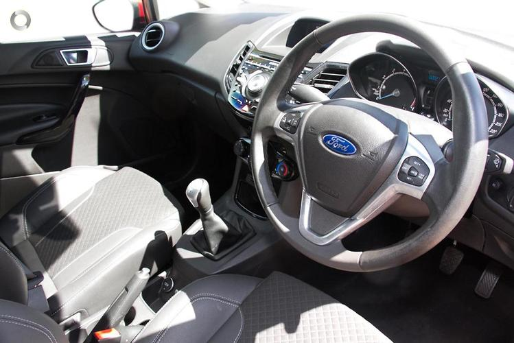 2018 Ford Fiesta Sport WZ Manual