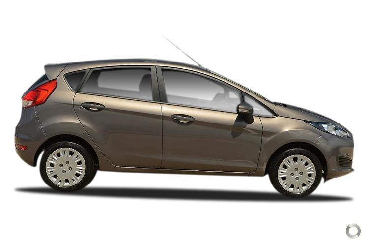 2018 Ford Fiesta Ambiente WZ Auto