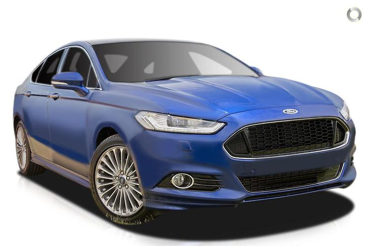 2017 Ford Mondeo MD Titanium MY17 PowerShift