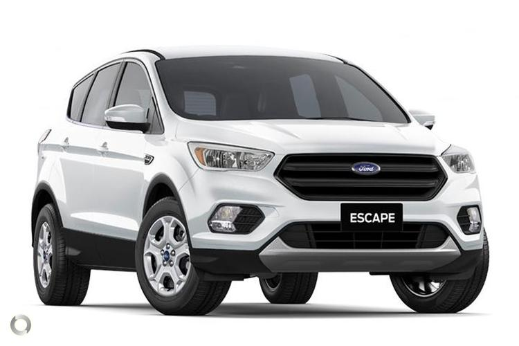 2018 Ford Escape ZG Ambiente MY18 Sports Automatic AWD