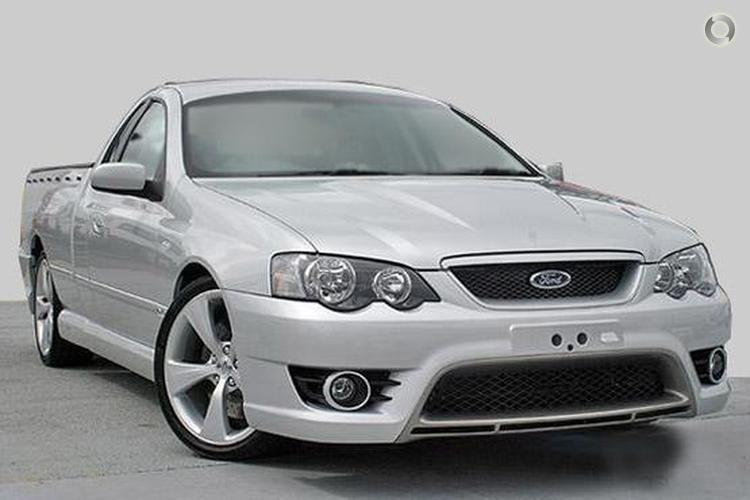 2008 Ford Performance Vehicles Pursuit BF Mk II Manual