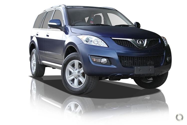 2011 Great Wall X240 CC6460KY (Oct. 2009)