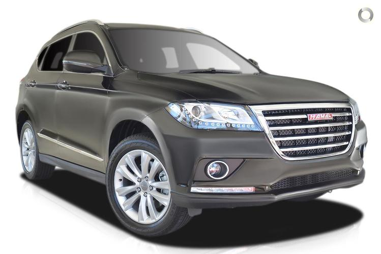 2018 Haval H2 (No Series) Premium Sports Automatic 2WD (Aug. 2015)