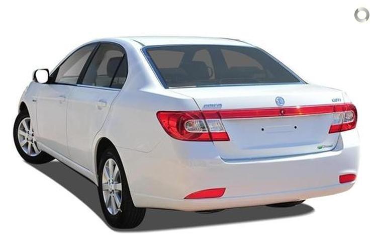 2010 Holden Epica CDX EP Auto MY10