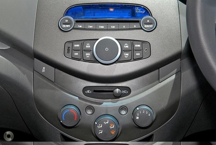2011 Holden Barina Spark CD MJ Manual MY11