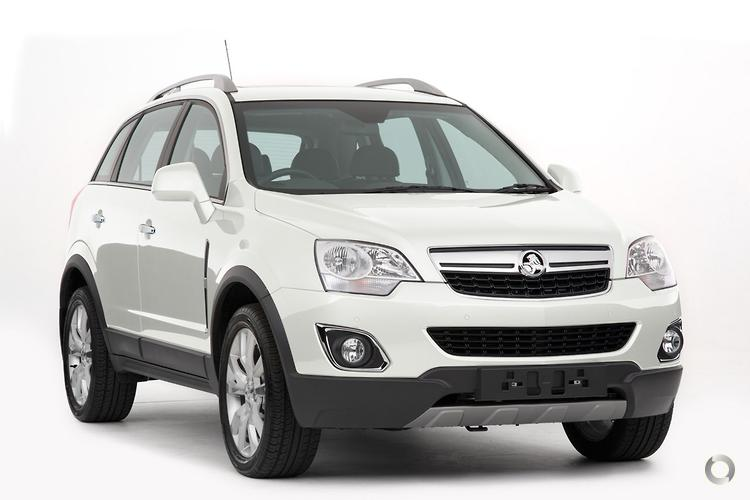 2014 Holden Captiva CG 5 LTZ MY15 Sports Automatic