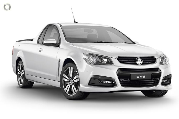 2014 Holden Ute VF SV6 MY15 Sports Automatic