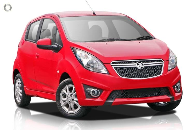 2012 Holden Barina Spark CD MJ Manual MY13