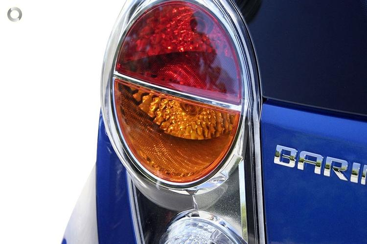 2012 Holden Barina Spark CD MJ Manual MY12