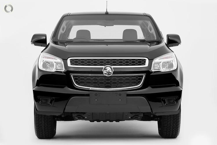 2016 Holden Colorado LS RG Manual 4x4 MY16