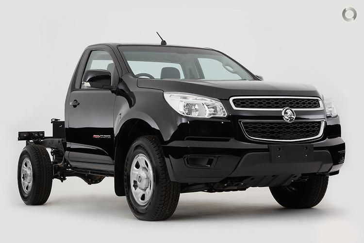 2016 Holden Colorado RG LS MY16