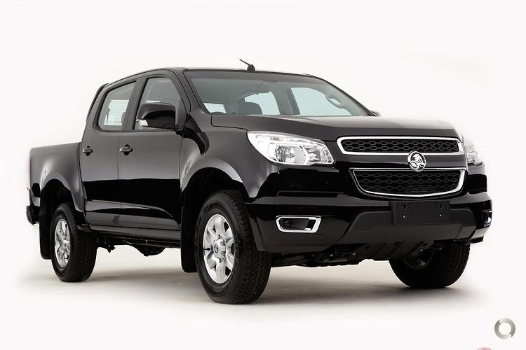 2015 Holden Colorado RG LT MY16 Sports Automatic 4x2