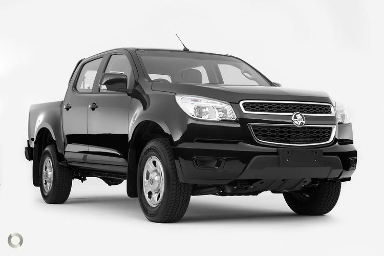 2016 Holden Colorado RG LS MY16 Sports Automatic 4x2