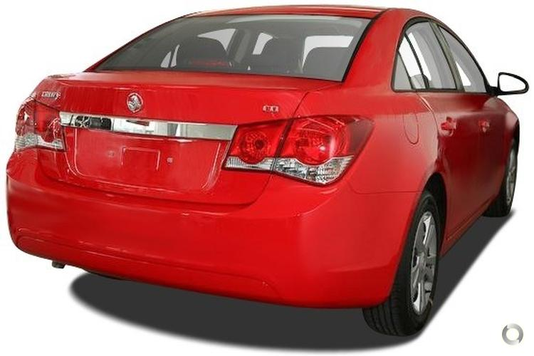 2011 Holden Cruze CD JG Manual