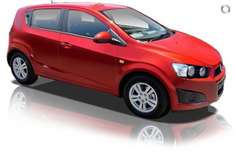 2011 Holden Barina TM Manual