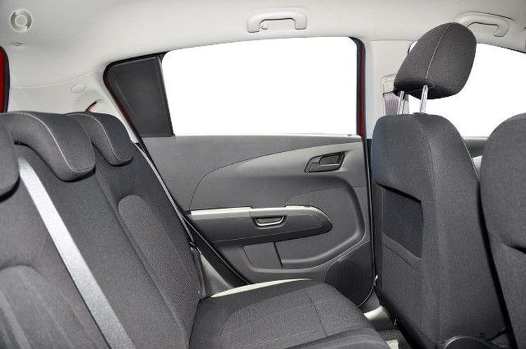 2011 Holden Barina TM Manual