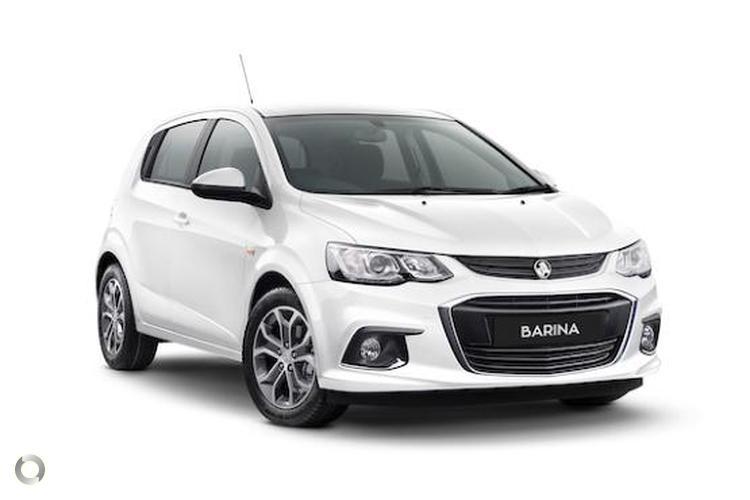 2017 Holden Barina LS TM Manual MY17