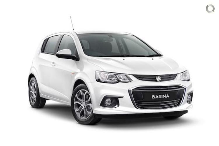 2016 Holden Barina TM LS MY17