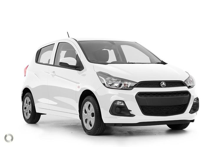 2018 Holden Spark MP LS MY18 Constantly Variable Transmission