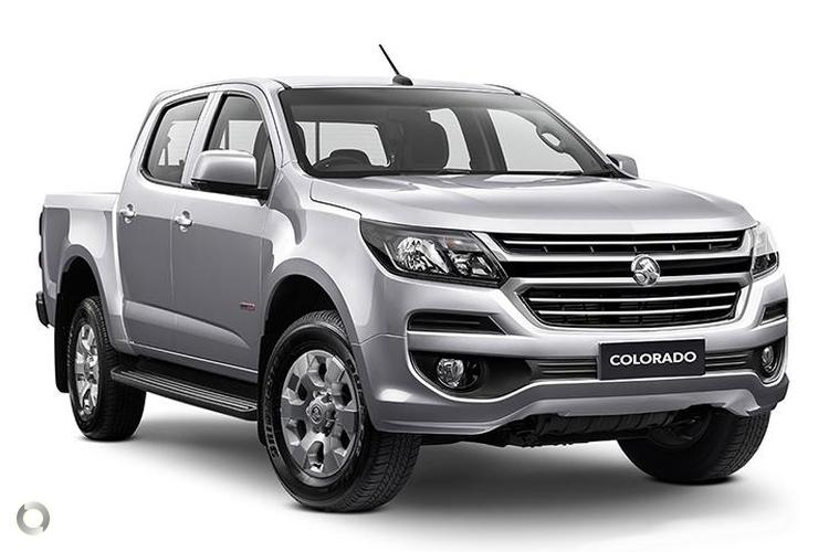 2017 Holden Colorado LT RG Manual 4x2 MY18