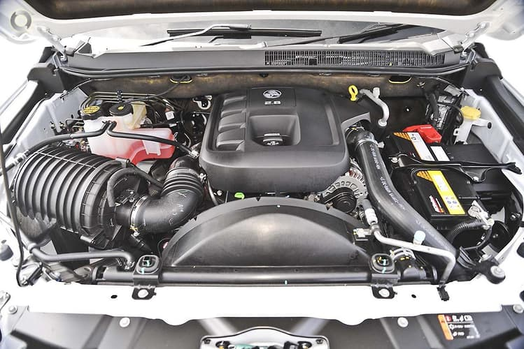 2016 Holden Colorado LS RG Auto 4x4 MY17