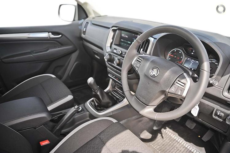 2017 Holden Colorado LS RG Manual 4x4 MY18