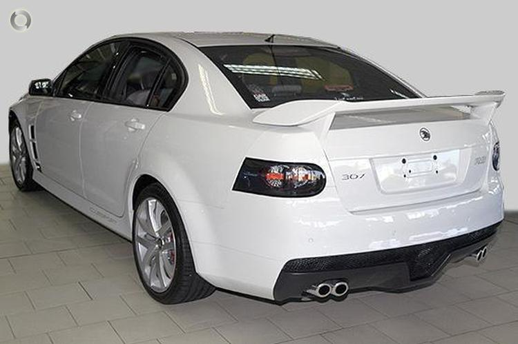 2008 Holden Special Vehicles Clubsport R8 Auto