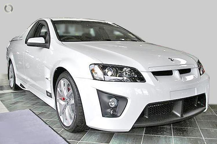 2008 Holden Special Vehicles Maloo E Series R8 Sports Automatic (Oct. 2007)