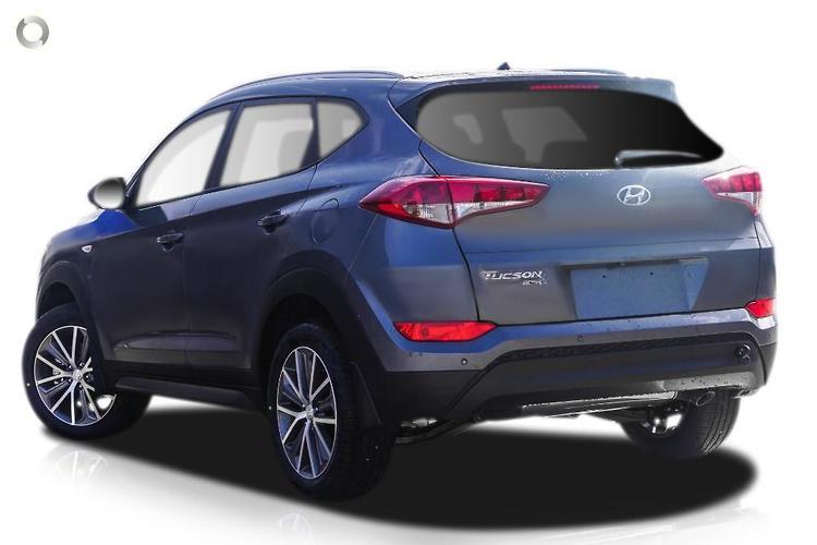 2017 Hyundai Tucson Active X Auto 2WD MY17