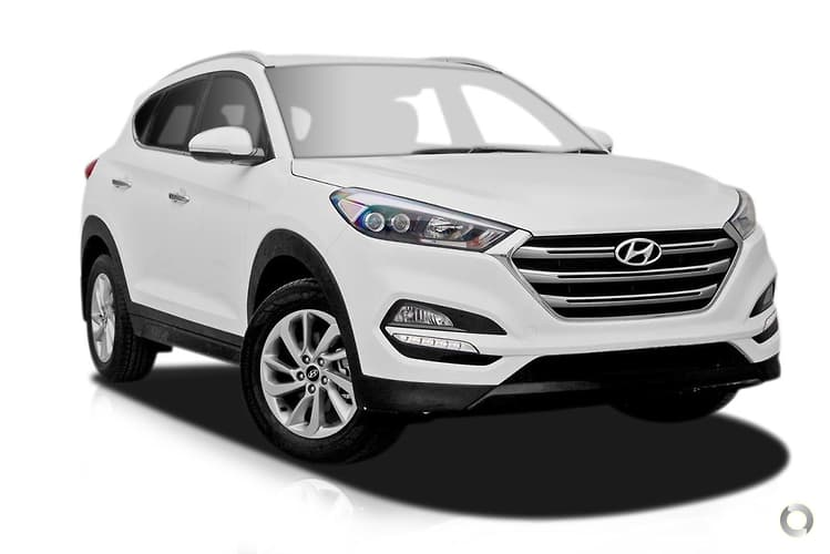 2016 Hyundai Tucson TLe Elite Sports Automatic 2WD (Dec. 2015)