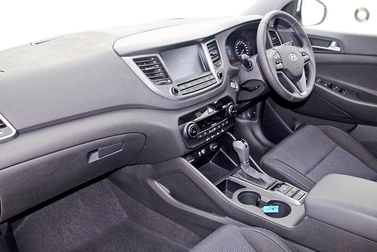 2016 Hyundai Tucson Elite Auto 2WD